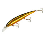 Воблер Bandit Walleye Shallow Gold Black Back