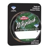 Плетёная леска Berkley Whiplash Green  0,25mm