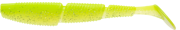 Мягкая приманка Narval Complex Shad 12см 004 - Lime Chartreuse