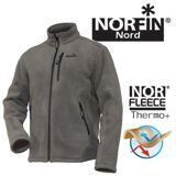 "Куртка флисовая ""NORFIN"" NORTH GRAY"