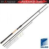 "Удилище Salmo Diamond FEEDER 210"" (до 210)  3.9м. (4025-390)"