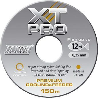 леска JAXON XT-PRO Ground & Feeder 0,18