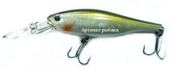 Воблер Zipbaits Trick Shad 70SP 300