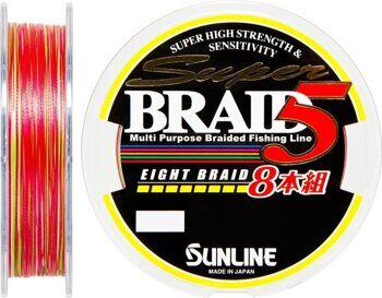 Плетеный шнур Sunline Super Braid 5 8жил #1,5