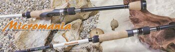 Спиннинг Norstream Micromania 1.98m 0.8-7g